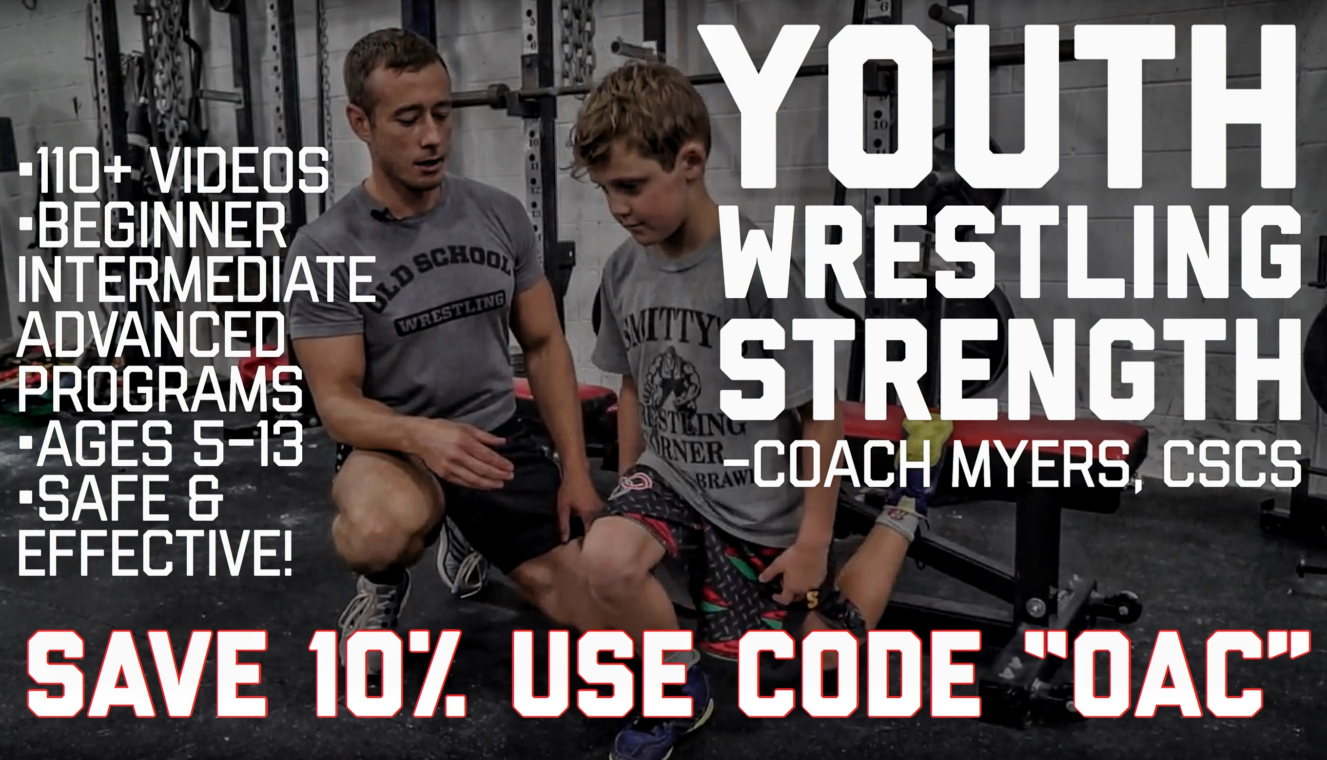 Strength Training with Coach Myers